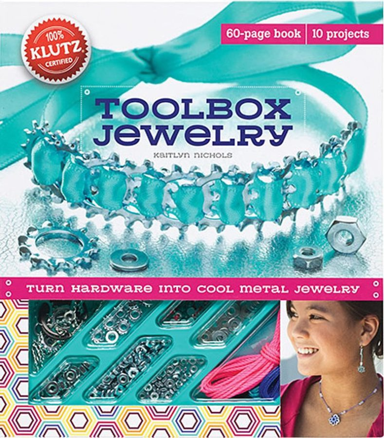 Kaitlyn Nichols - Toolbox Jewelry