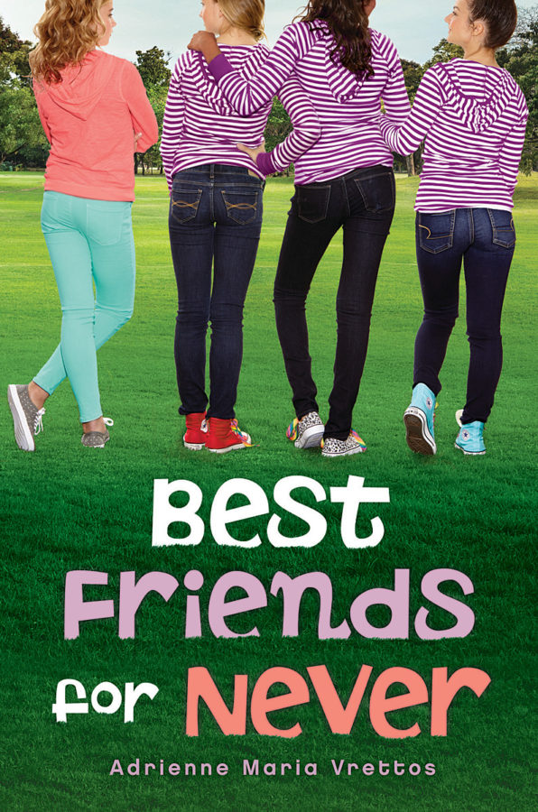 Adrienne Maria Vrettos - Best Friends for Never