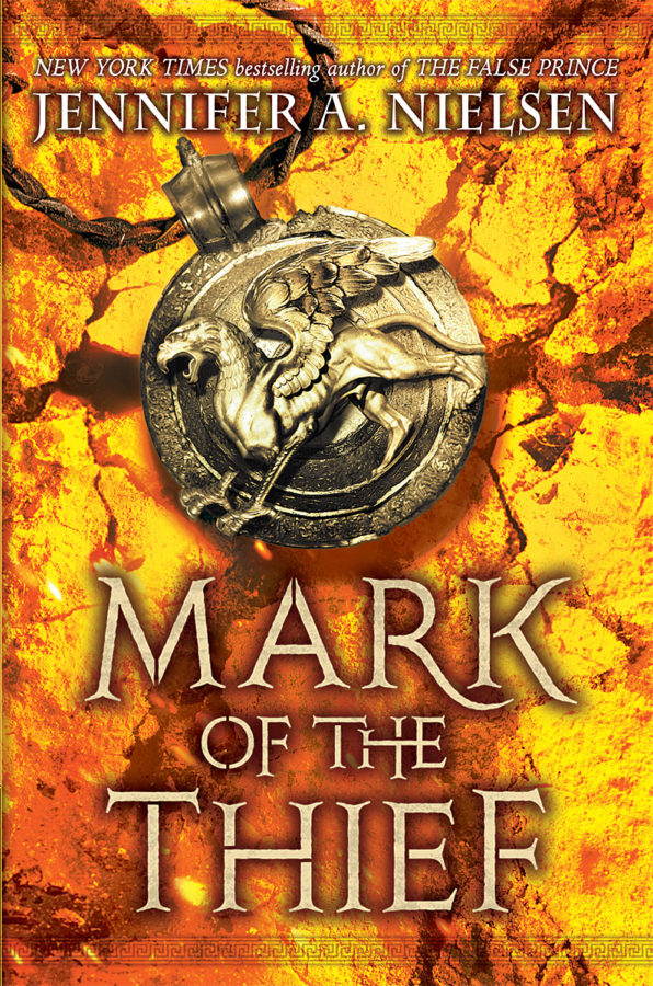 Jennifer A. Nielsen - Mark of the Thief