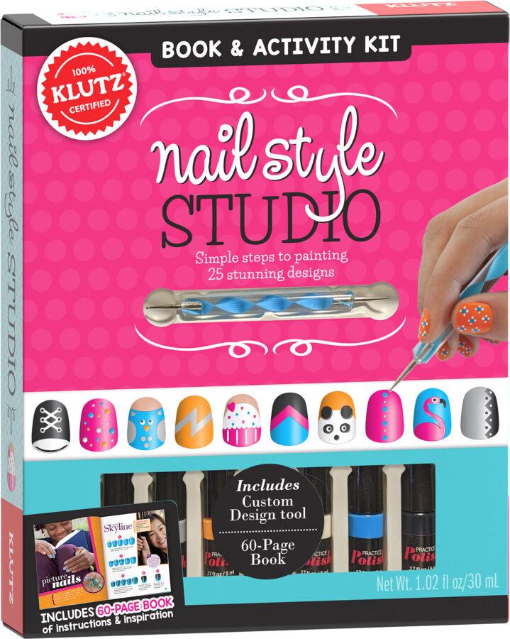 Eva Steele-Saccio - Nail Style Studio