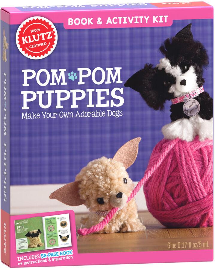 April Chorba - Pom-Pom Puppies