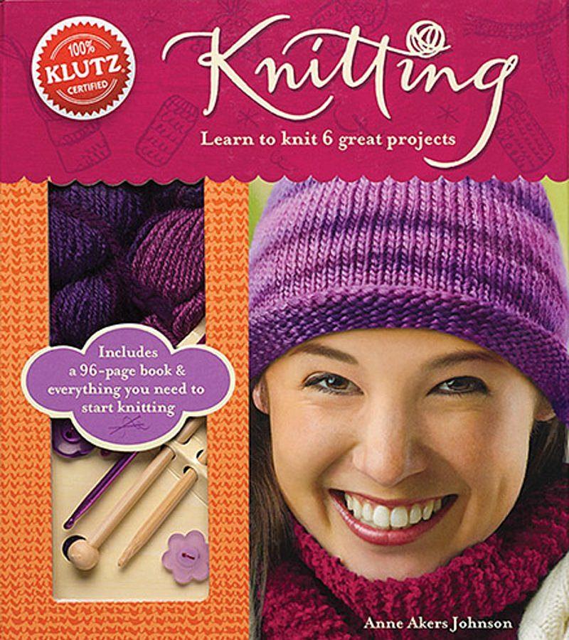 Anne Akers Johnson - Knitting
