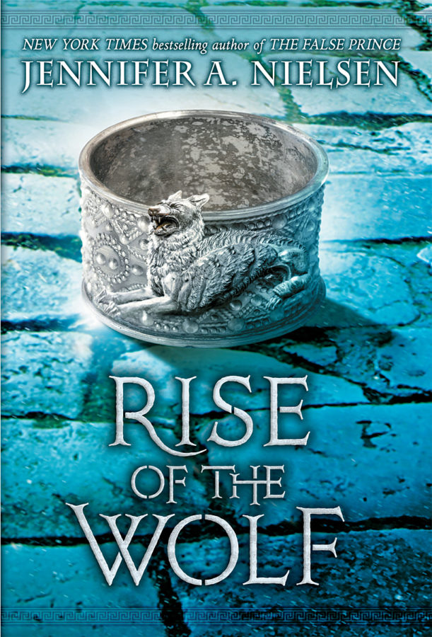 Jennifer A. Nielsen - Rise of the Wolf