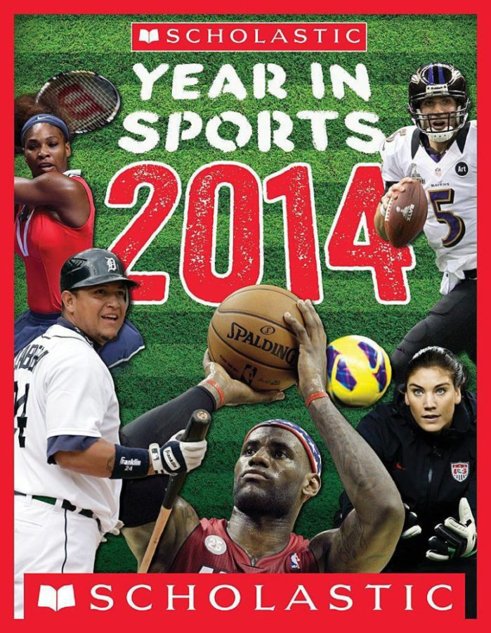James Buckley Jr. - Scholastic Year in Sports 2014