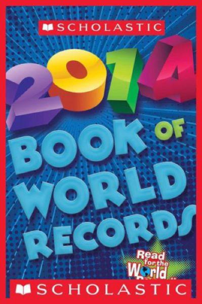 Jenifer Corr Morse - Scholastic Book of World Records 2014