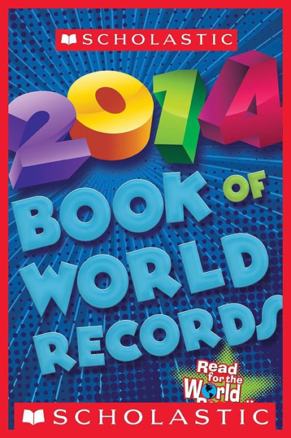 Jenifer Corr Morse - Scholastic Book of World Records 2014