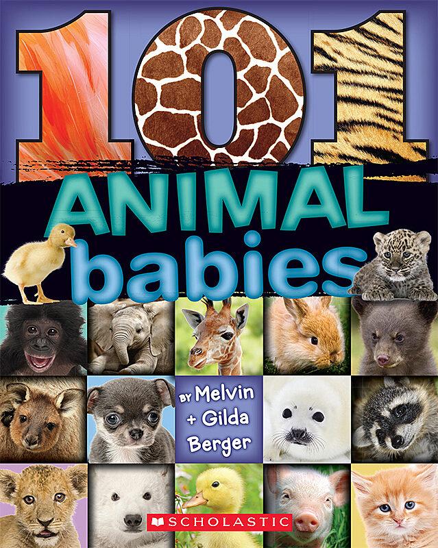 Gilda Berger - 101 Animal Babies