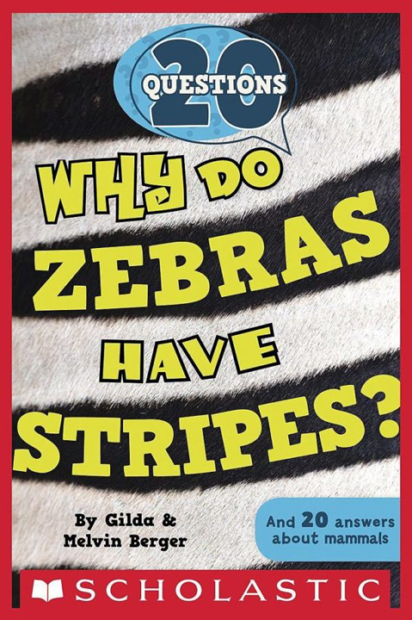 Gilda Berger - 20 Questions #2: Why Do Zebras Have Stripes?