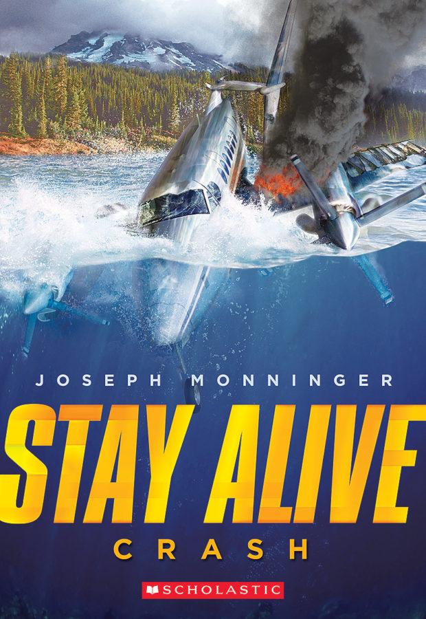 Joseph Monninger - Crash