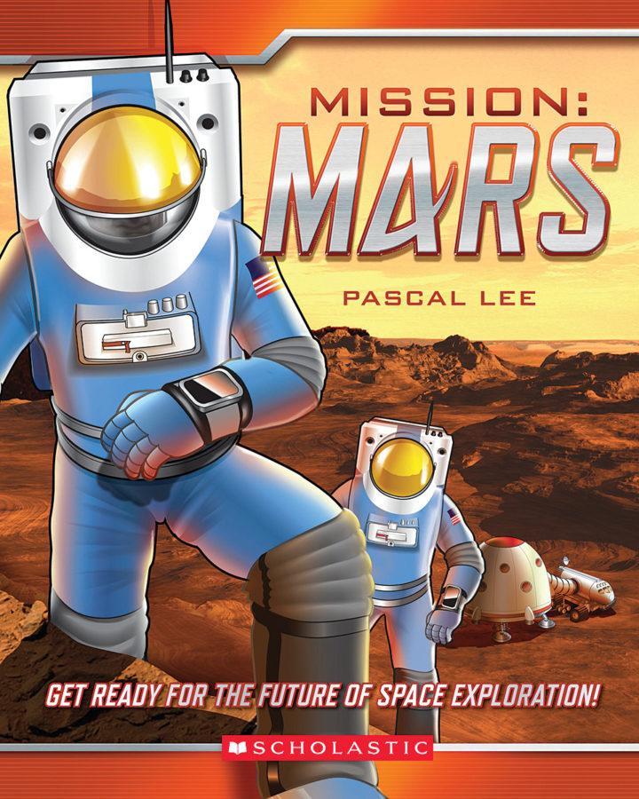 Pascal Lee - Mission: Mars
