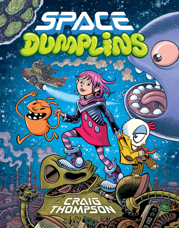 Craig Thompson - Space Dumplins