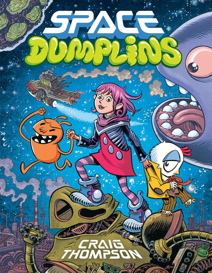Craig Thompson - Space Dumplins