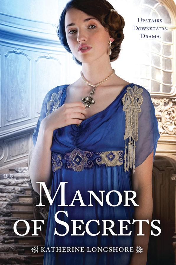Katherine Longshore - Manor of Secrets
