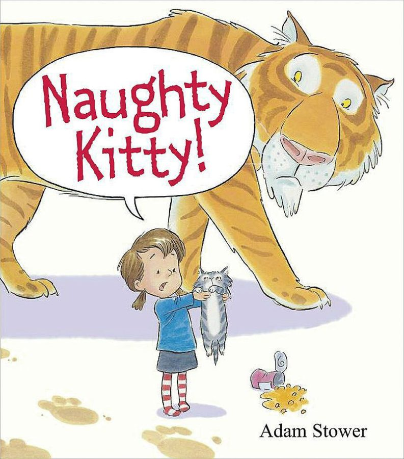 Adam Stower - Naughty Kitty!