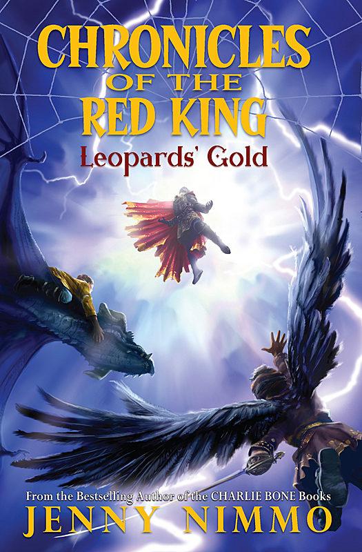 Jenny Nimmo - Leopards' Gold