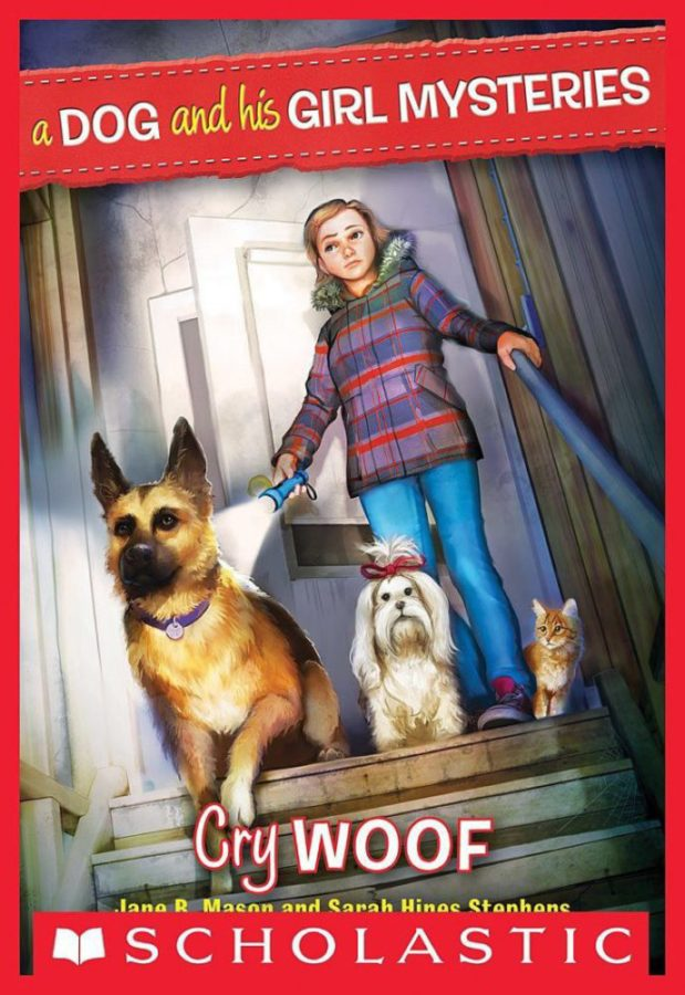 Sarah Hines-Stephens - Dog and His Girl Mysteries, A #3: Cry Woof