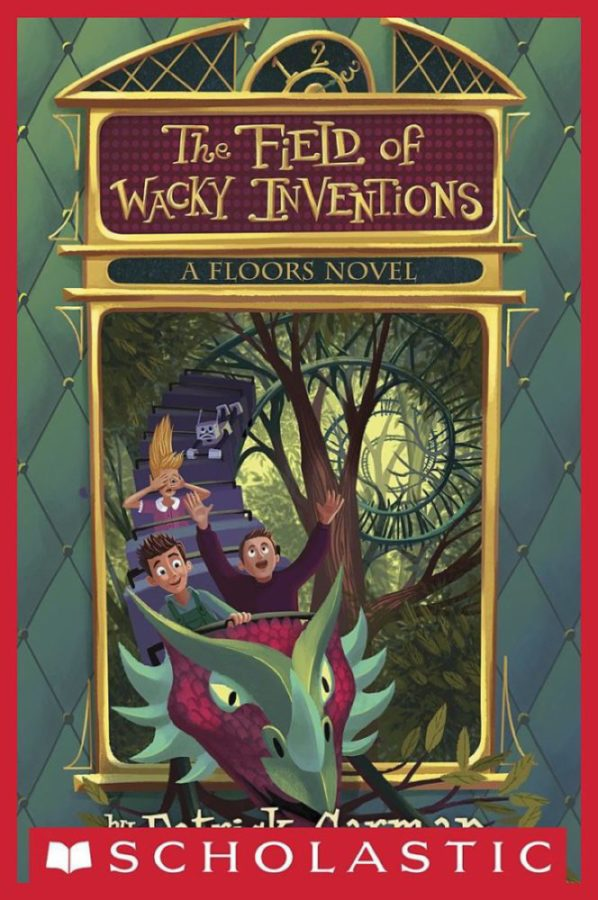 Patrick Carman - Floors #3: The Field of Wacky Inventions