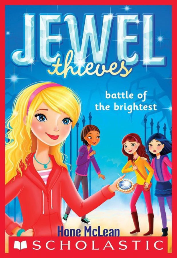 Hope McLean - Jewel Society #4: Battle of the Brightest