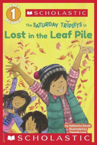 Katharine Kenah - Lost in the Leaf Pile