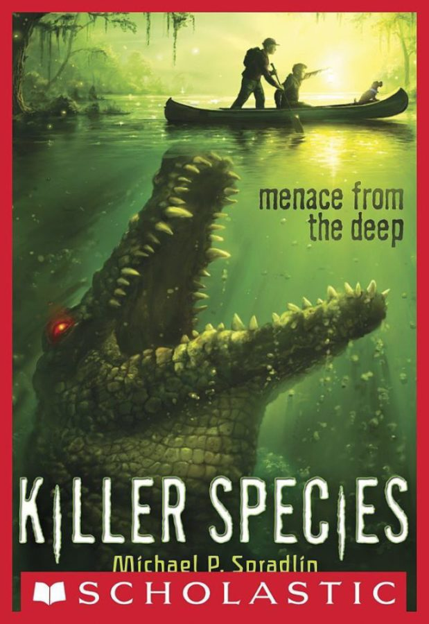 Michael P. Spradlin - Killer Species #1: Menace from the Deep