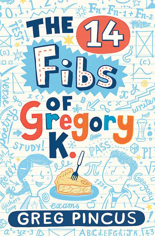 Greg Pincus - The 14 Fibs of Gregory K.