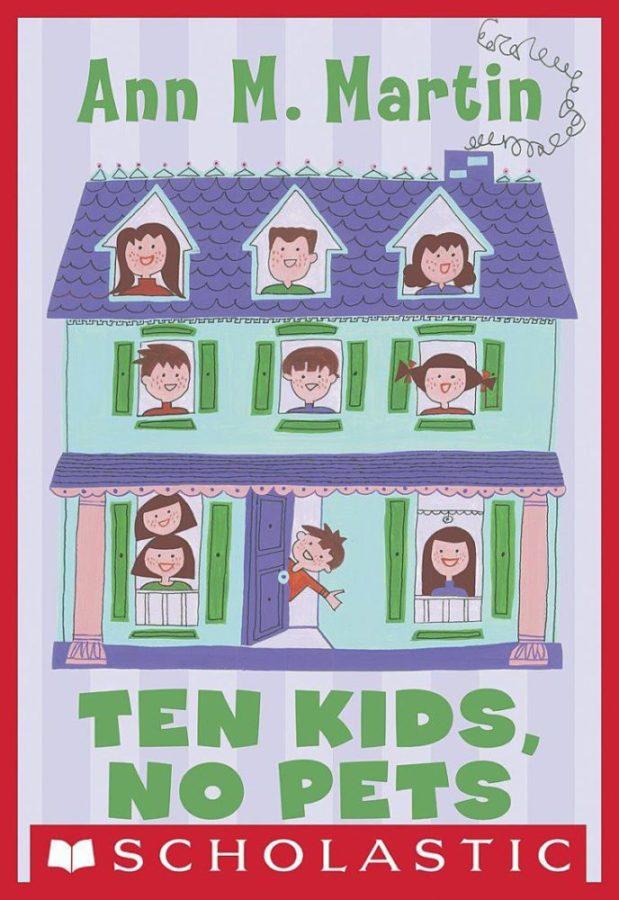 Ann M. Martin - Ten Kids, No Pets