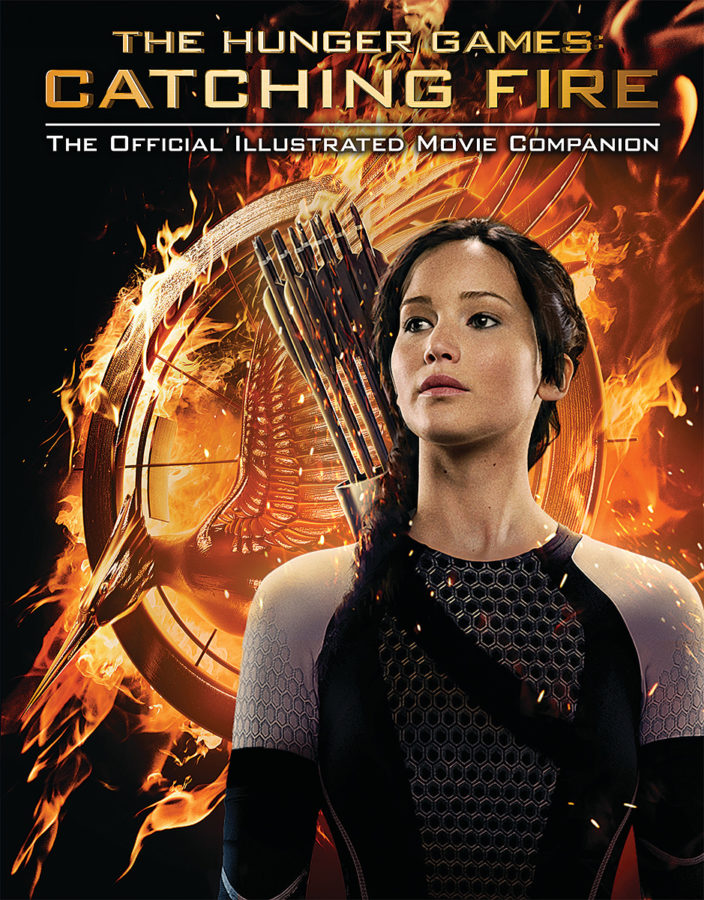 Kate Egan - Catching Fire: The Official Illustrated Movie Companion