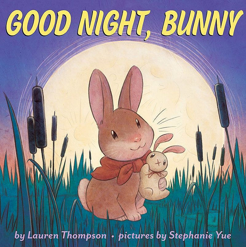 Lauren Thompson - Good Night, Bunny