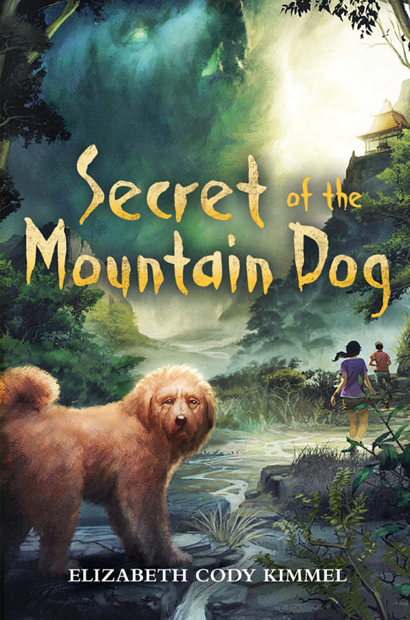 Elizabeth Cody Kimmel - Secret of the Mountain Dog