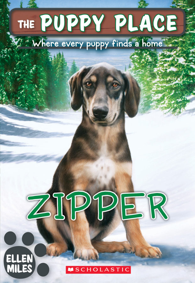Ellen Miles - Puppy Place, The #34: Zipper