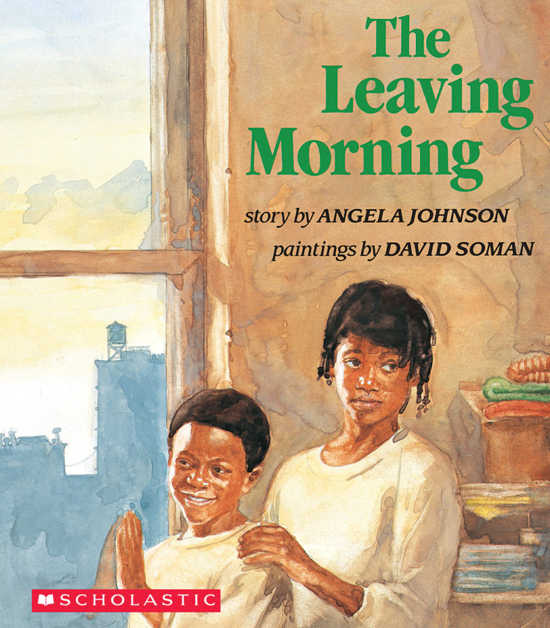 Angela Johnson - The Leaving Morning