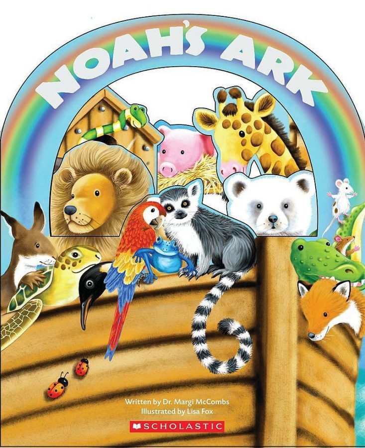 Dr. Margi McCombs - Noah's Ark