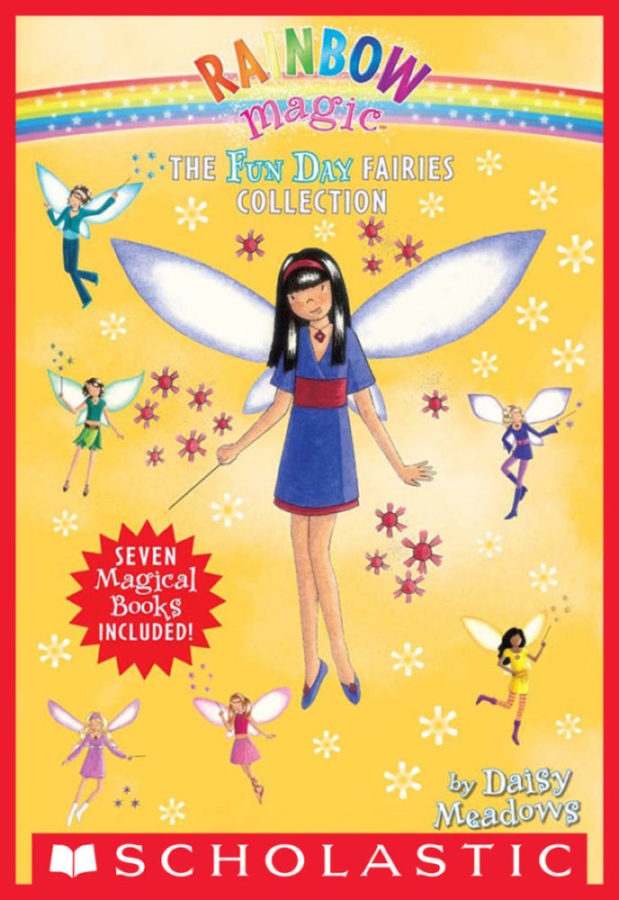Daisy Meadows - The Fun Day Fairies Collection