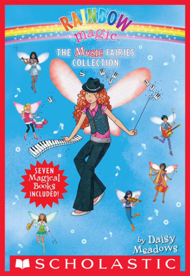 Daisy Meadows - The Music Fairies Collection