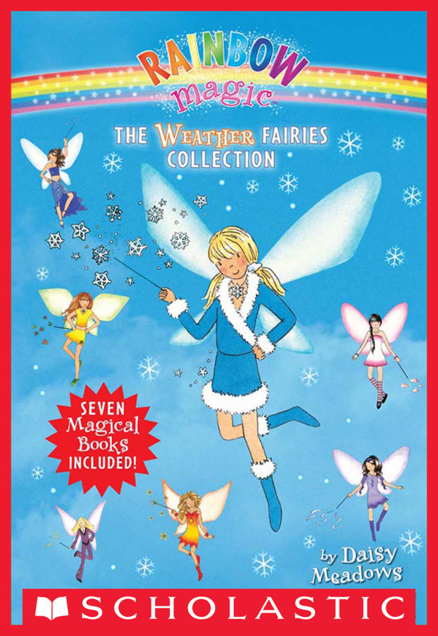 Daisy Meadows - The Weather Fairies Collection