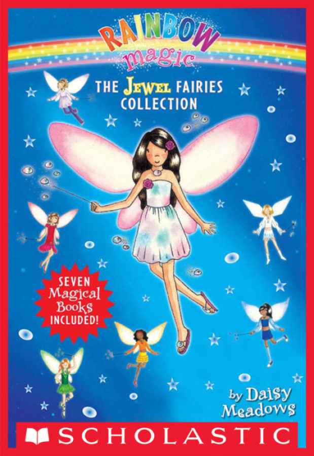 Daisy Meadows - The Jewel Fairies Collection