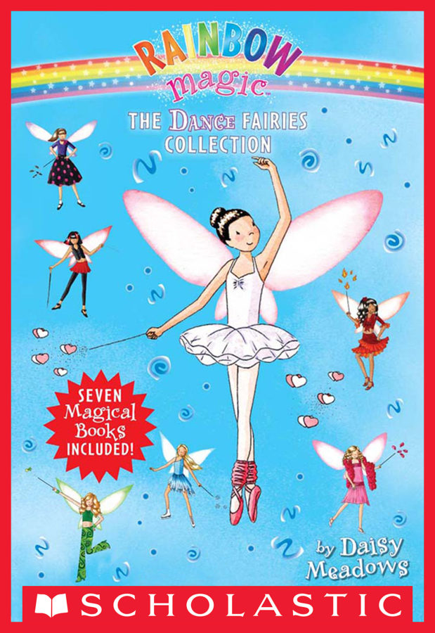 Daisy Meadows - The Dance Fairies Collection