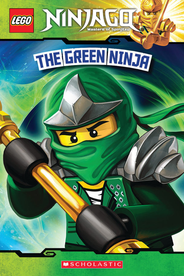 Tracey West - The Green Ninja
