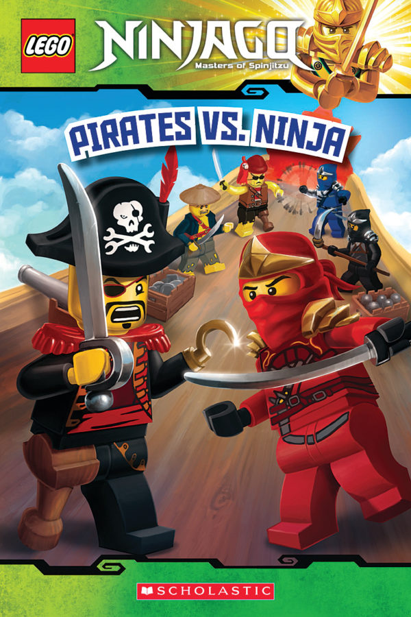 Tracey West - Pirates vs. Ninja