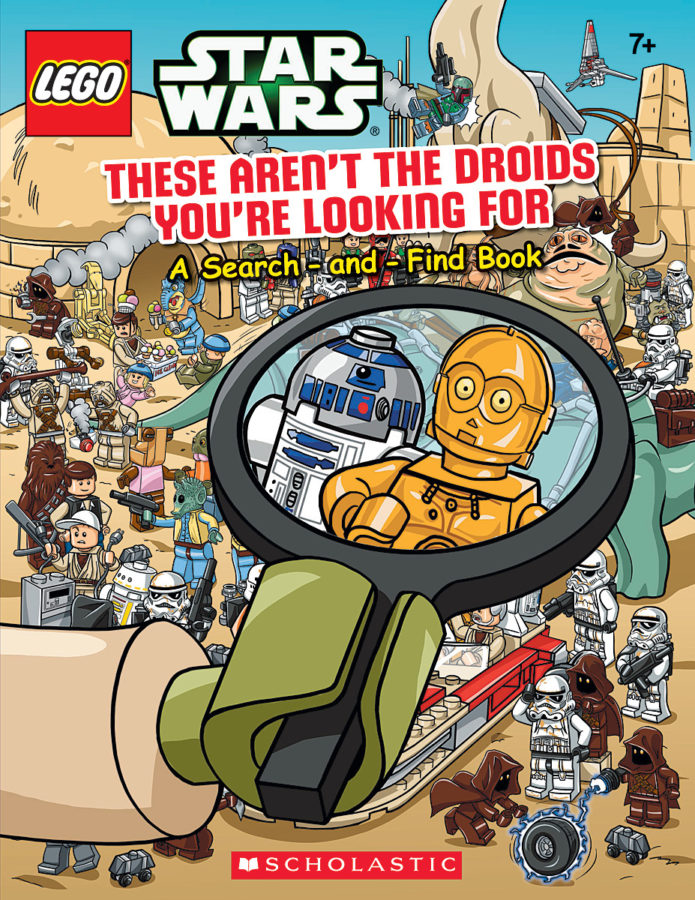 AMEET Studio - These Aren't the Droids You're Looking For