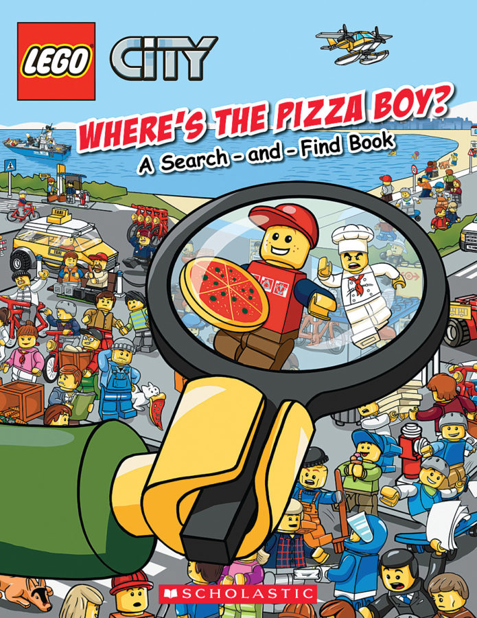 AMEET Studio - Where's the Pizza Boy?