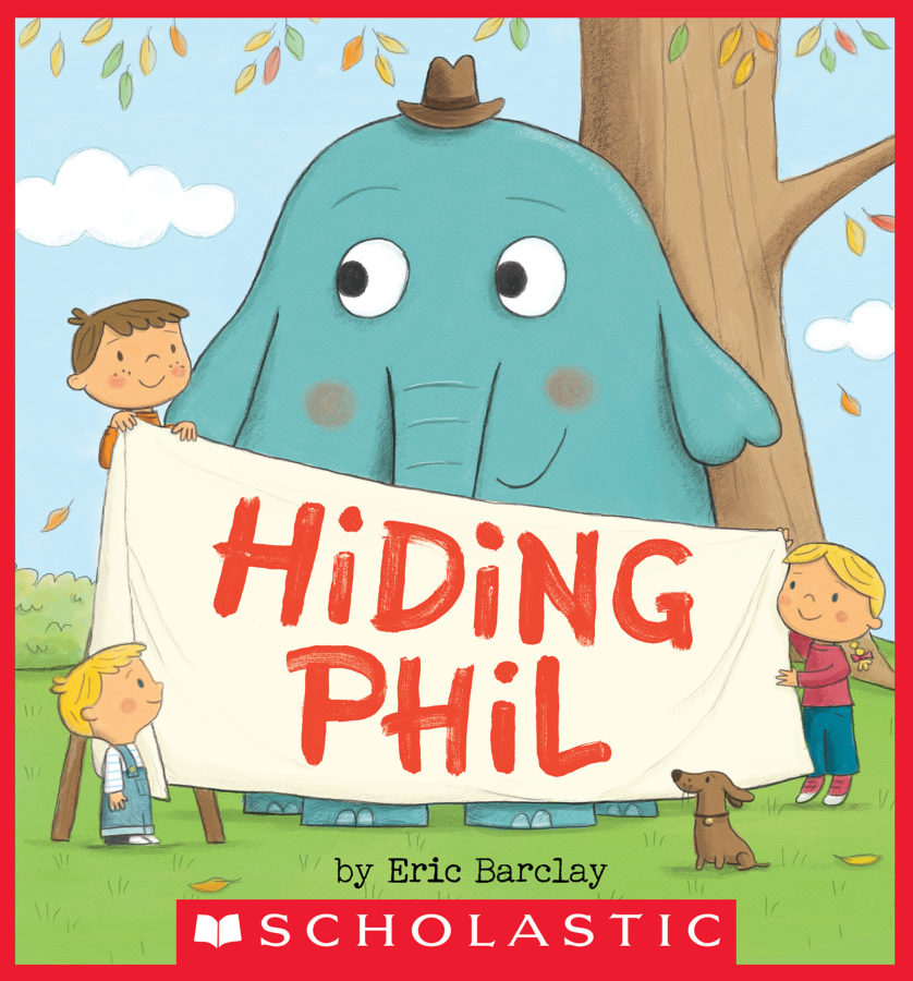 Eric Barclay - Hiding Phil