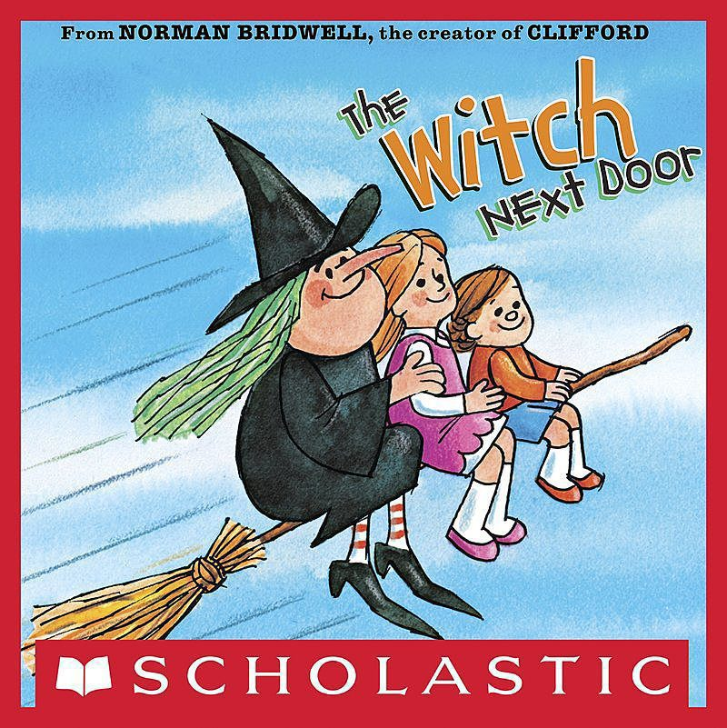 Norman Bridwell - Witch Next Door, The