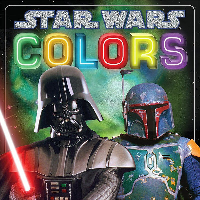 Scholastic - Star Wars: Colors