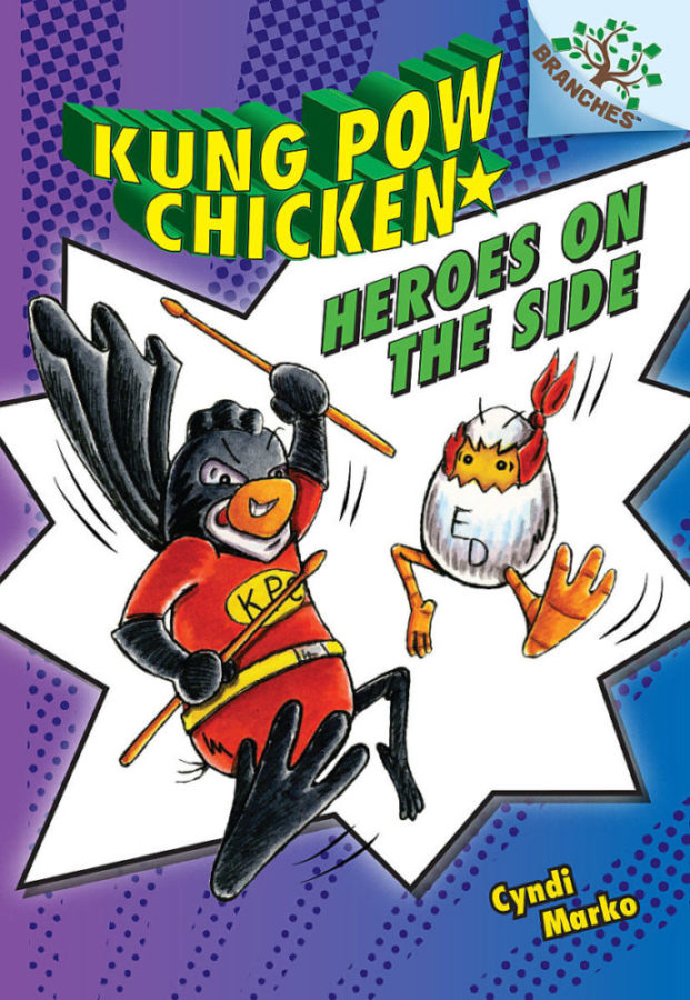 Cyndi Marko - Kung Pow Chicken #4: Heroes on the Side