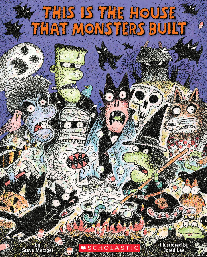 Steve Metzger - This Is the House That Monsters Built