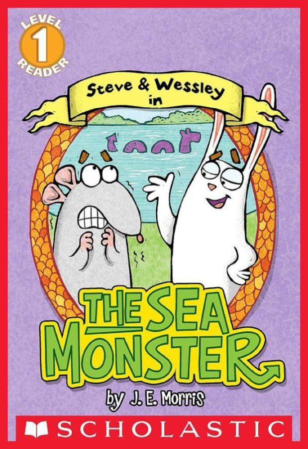 Jennifer E. Morris - The Sea Monster