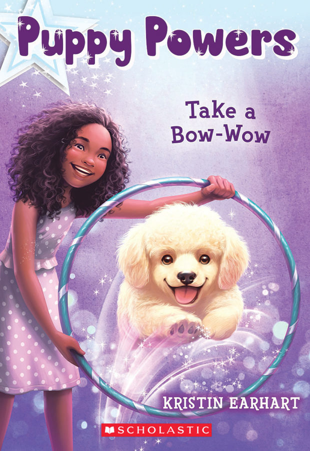 Kristin Earhart - Puppy Powers #3: Take a Bow-wow