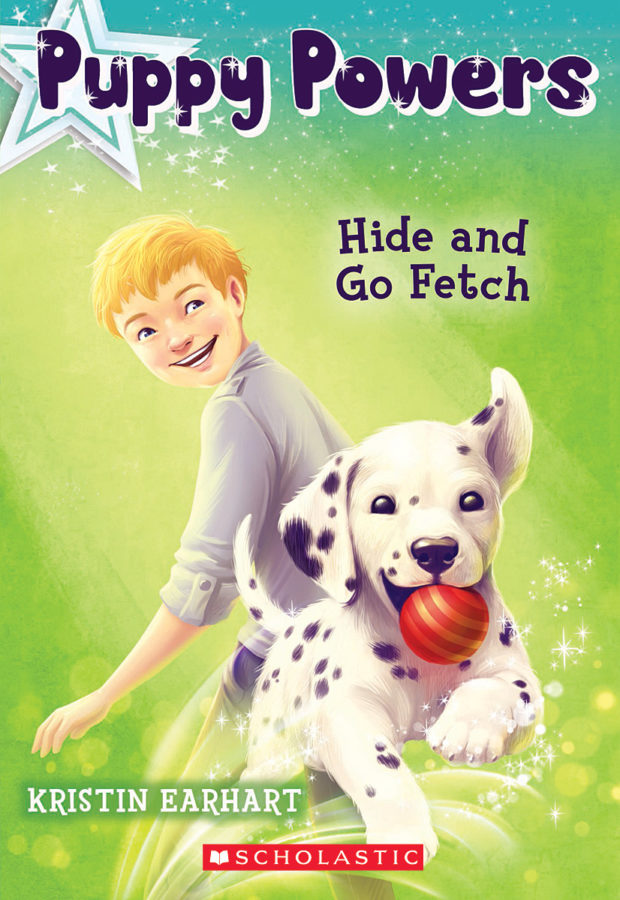 Kristin Earhart - Hide and Go Fetch