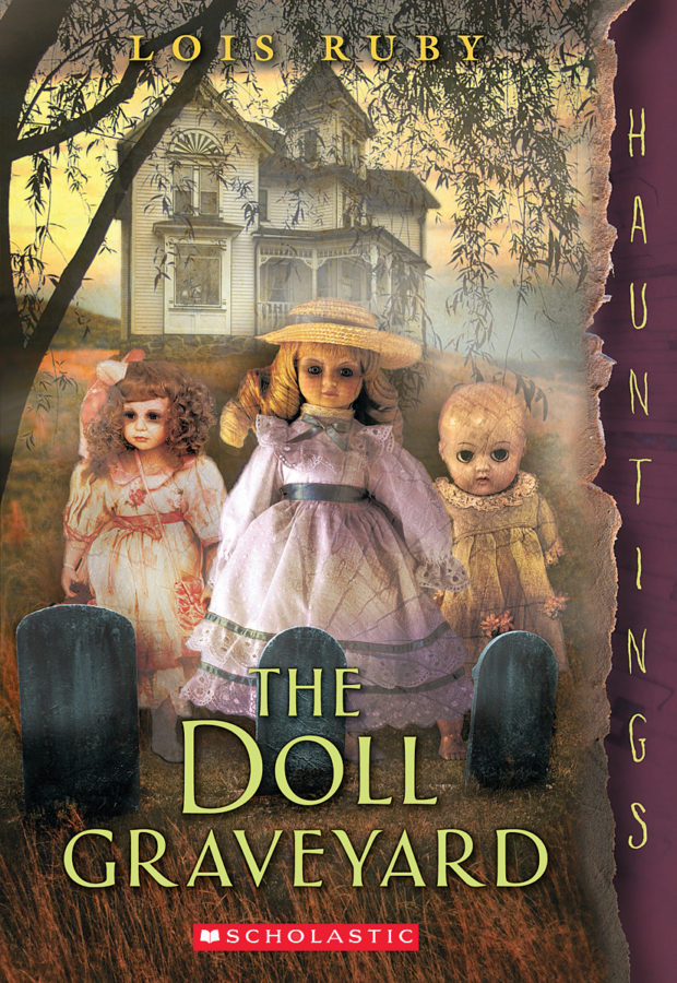 Lois Ruby - The Doll Graveyard
